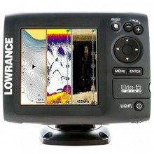 Elite-5 Chirp эхолот Lowrance