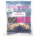 03-18 White Chocolate 10mm Midi Boilies, Handy Packs 225g бойлы Richworth